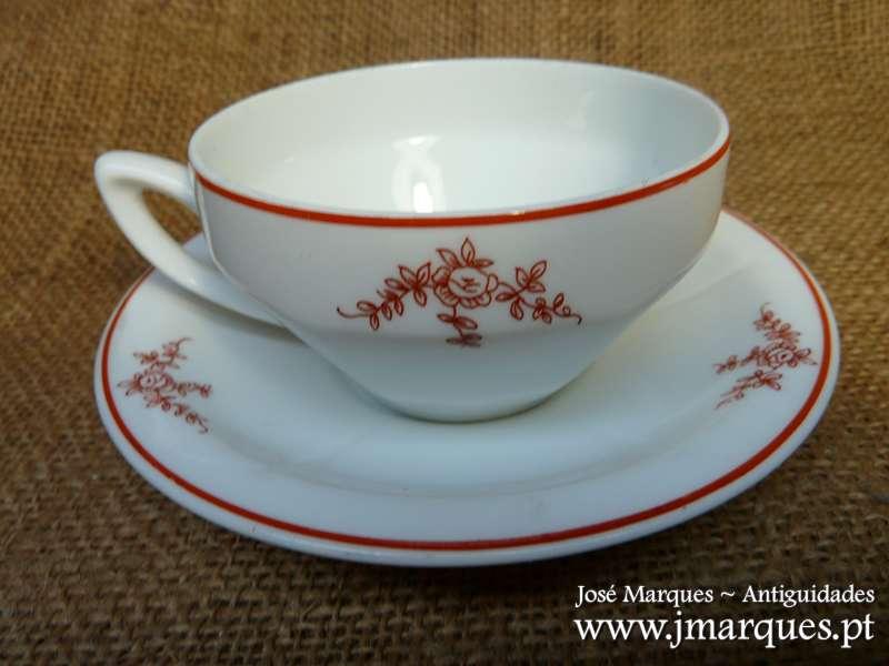 Chávena de chá Vista Alegre