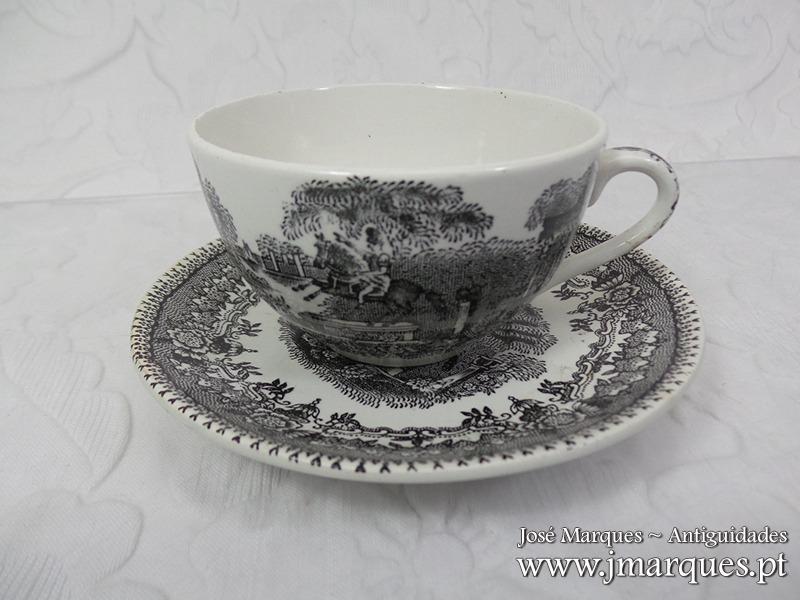 Chávena chá Sacavém