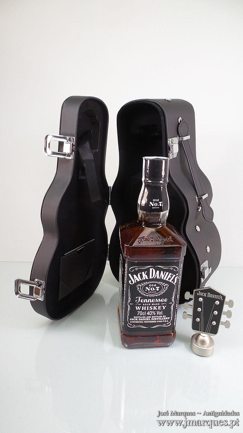 Jack Daniels Guitar Case