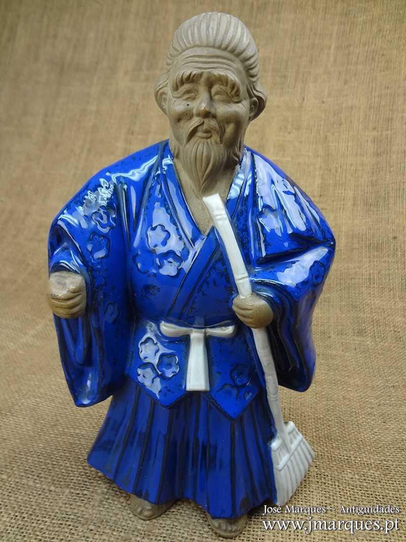 Escultura Japonesa