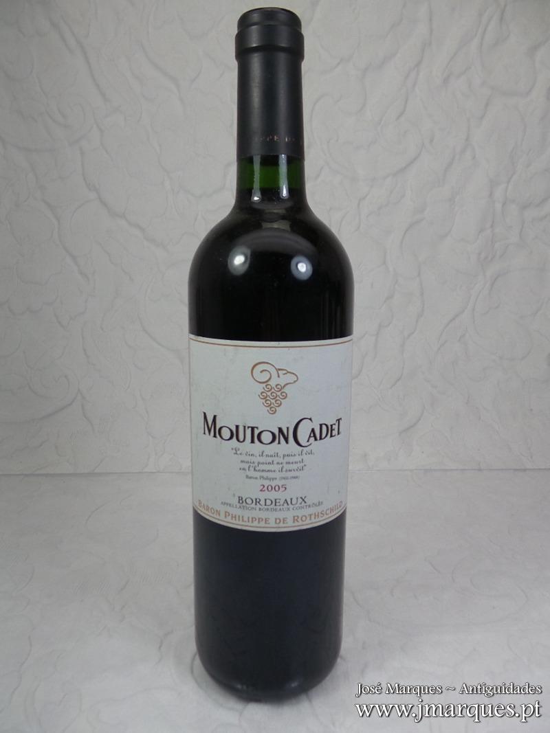 Mouton Cadet 2005
