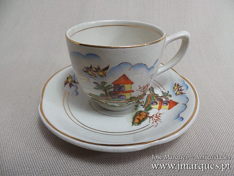 Chávena de café Sacavém