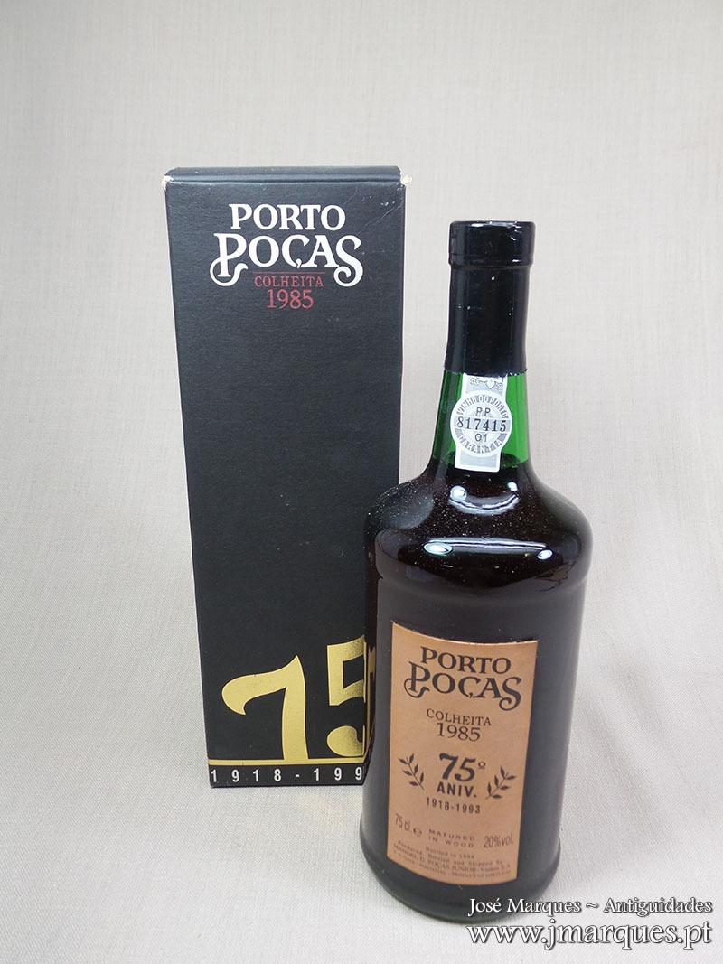 Porto Poças 1985