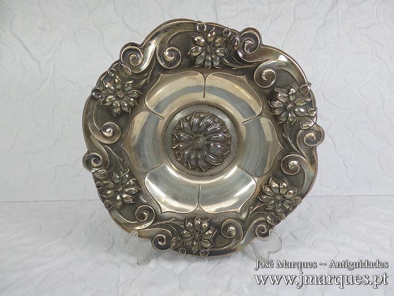 Taça em prata