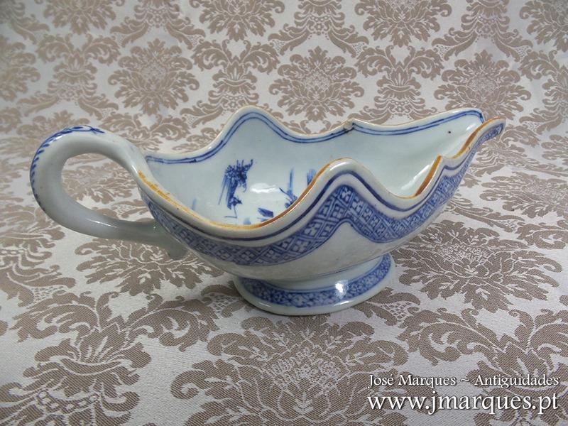 Molheira em porcelana da China