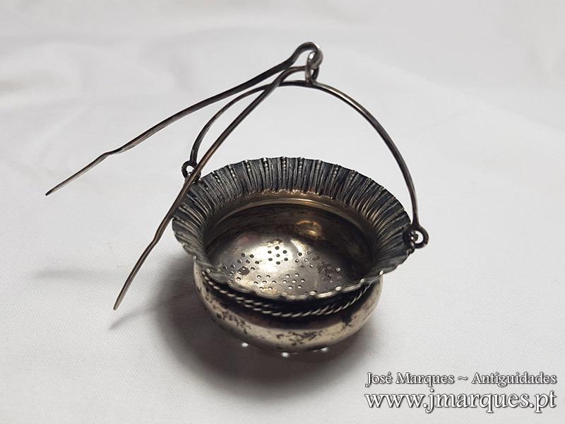Coador prata Javali