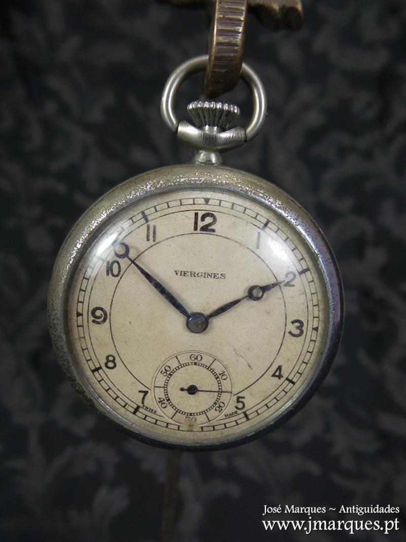 8edec4253b1 Relógio de bolso VIERGINES