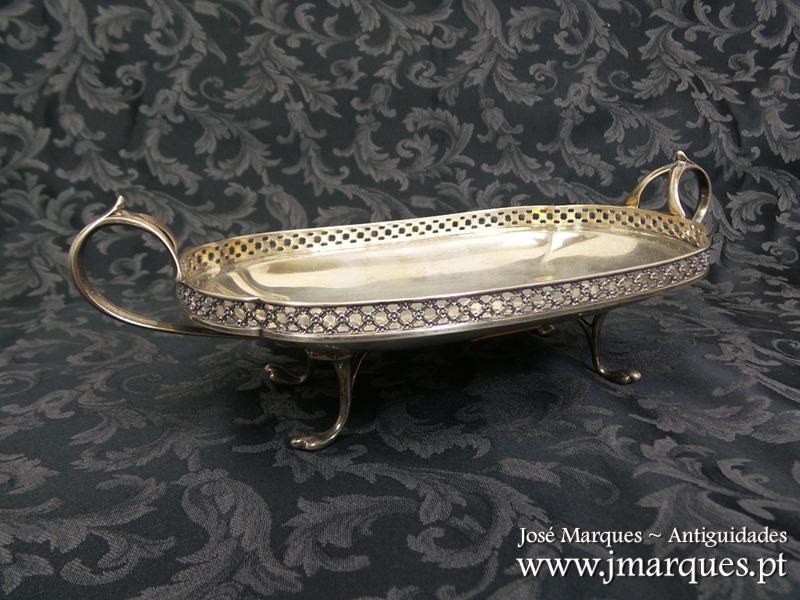 Taça em prata Inglesa