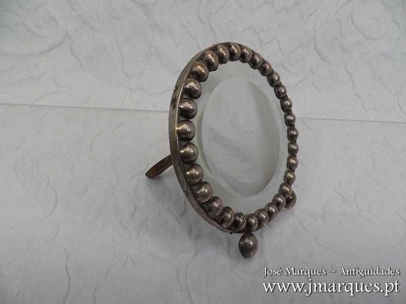 Espelho em prata
