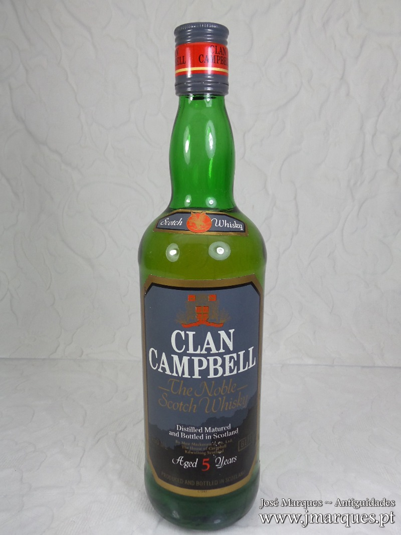 Clan Campbell 5 Anos