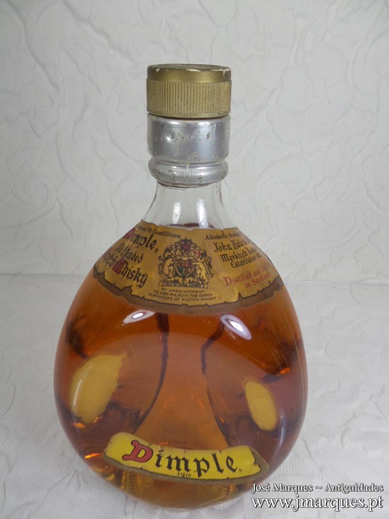 Whisky velho Dimple