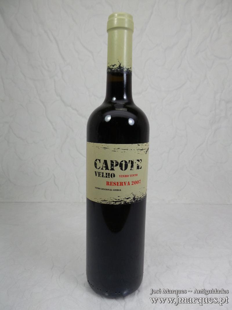 Tinto Capote Reserva 2007