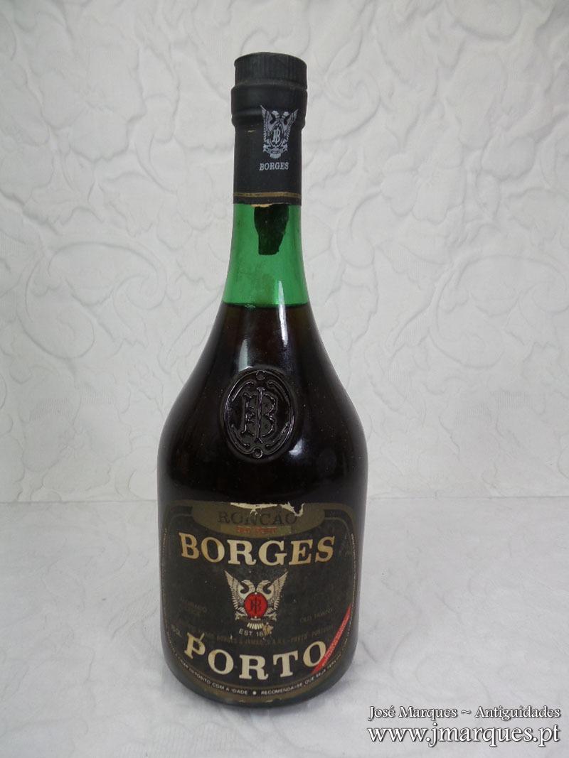 Porto Borges Roncão