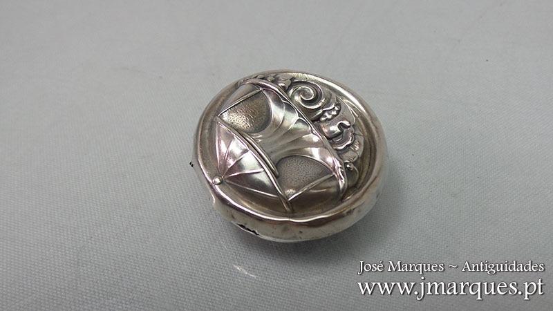 Roca em prata