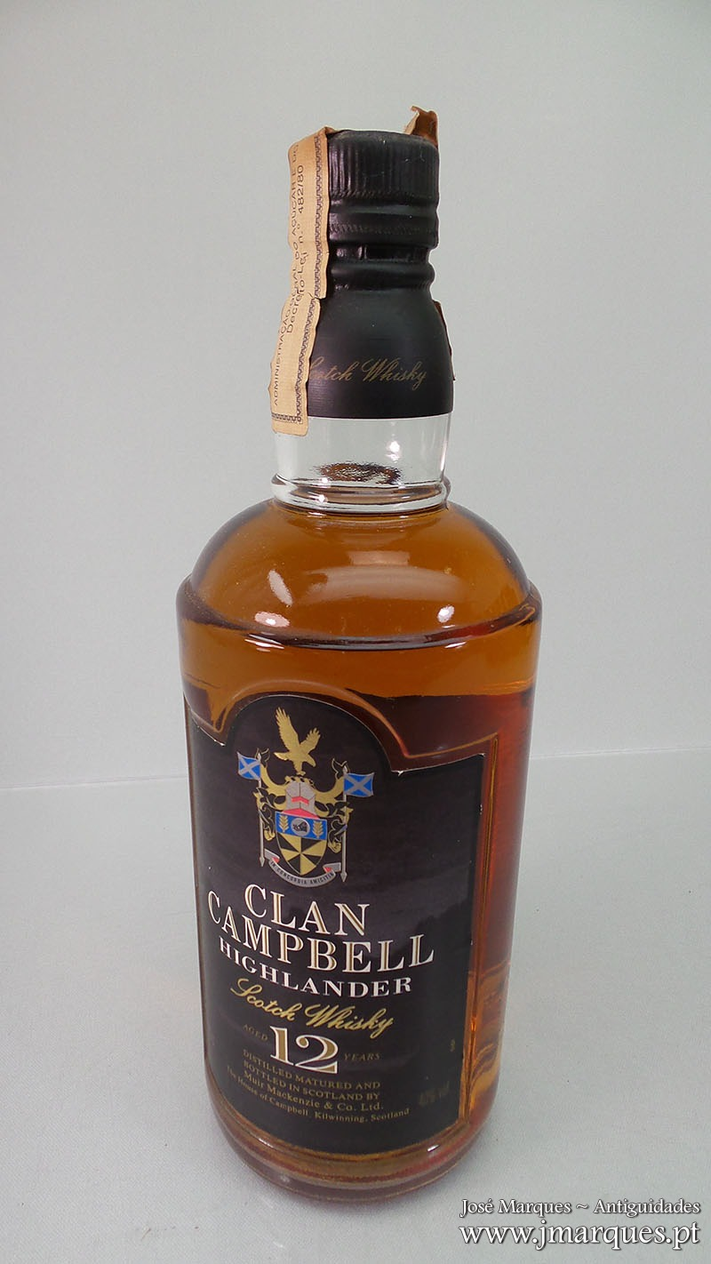 Clan Campbell 12 Anos