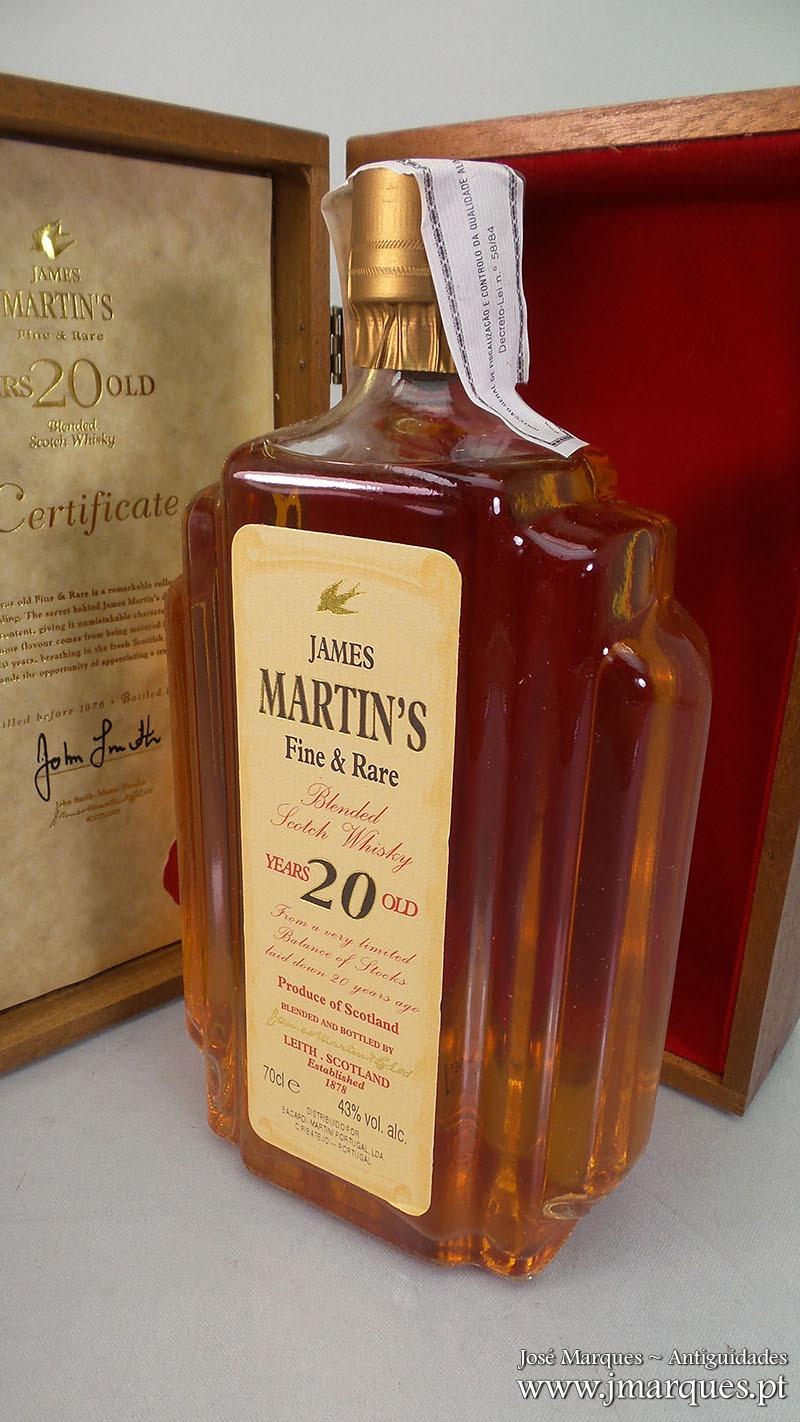 James Martins 20 Anos