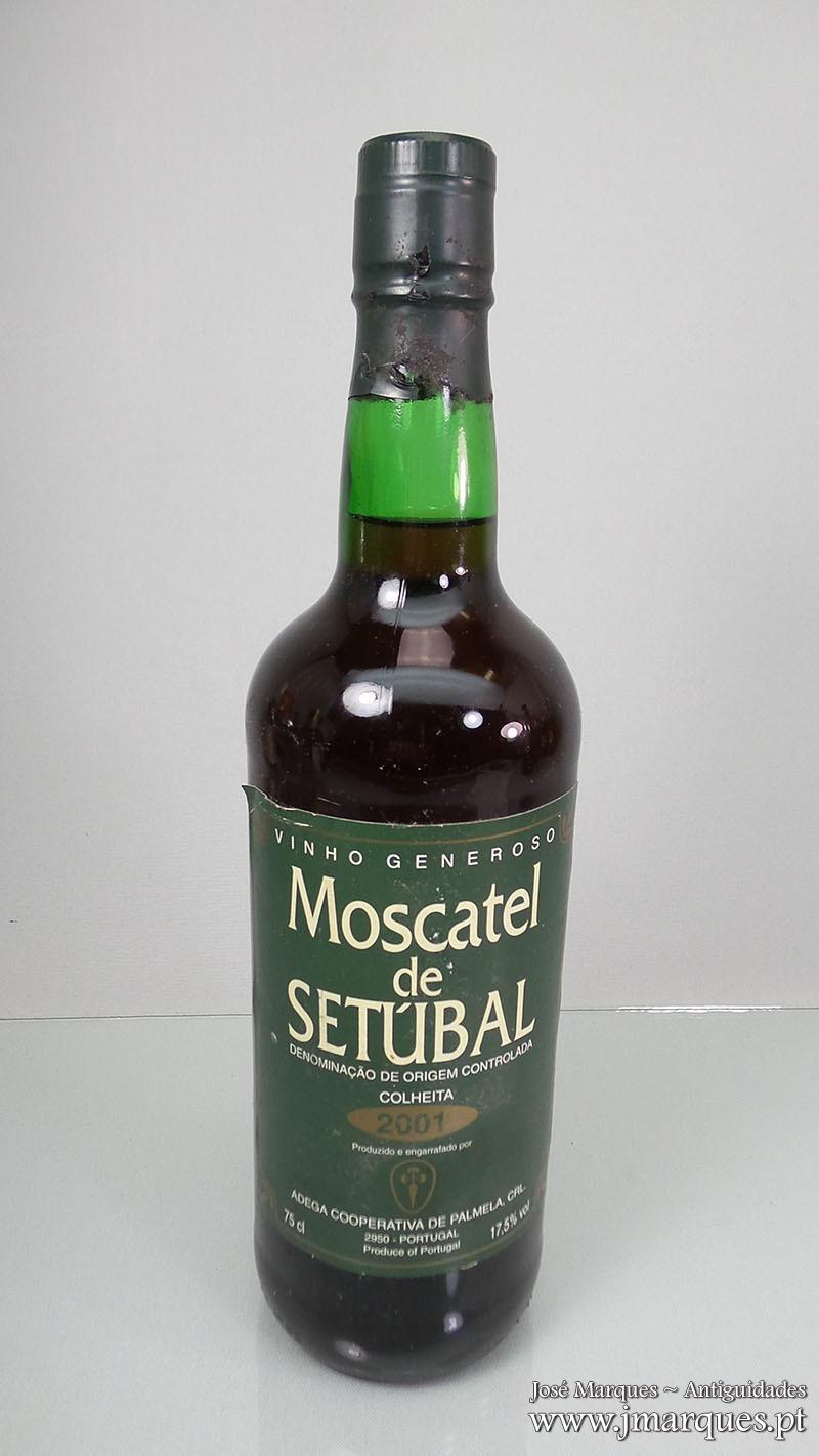 Moscatel de Setúbal 2001