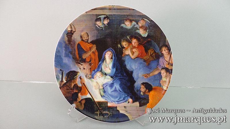 Prato Natal Vista Alegre