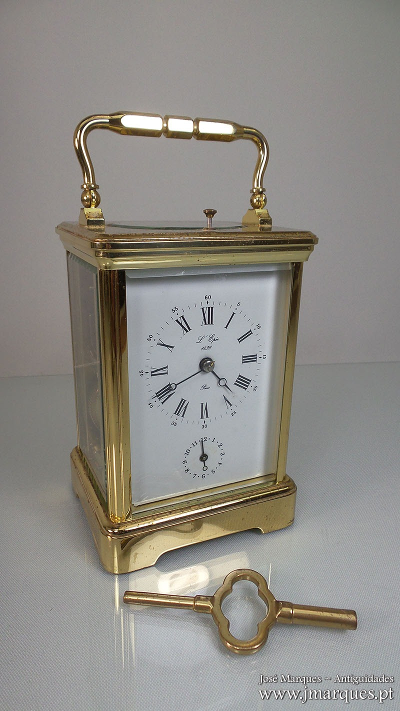 Relógio Carriage clock