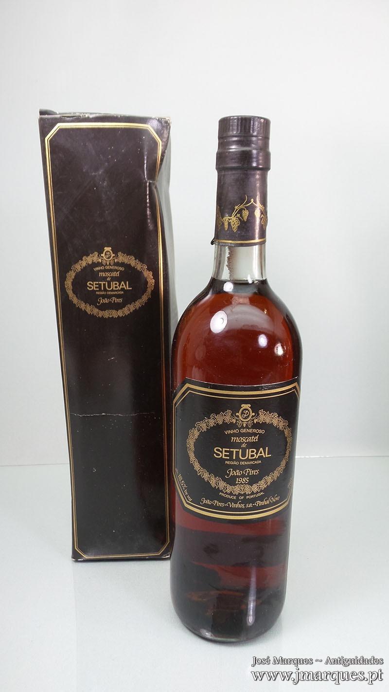 Moscatel de Setúbal 1985
