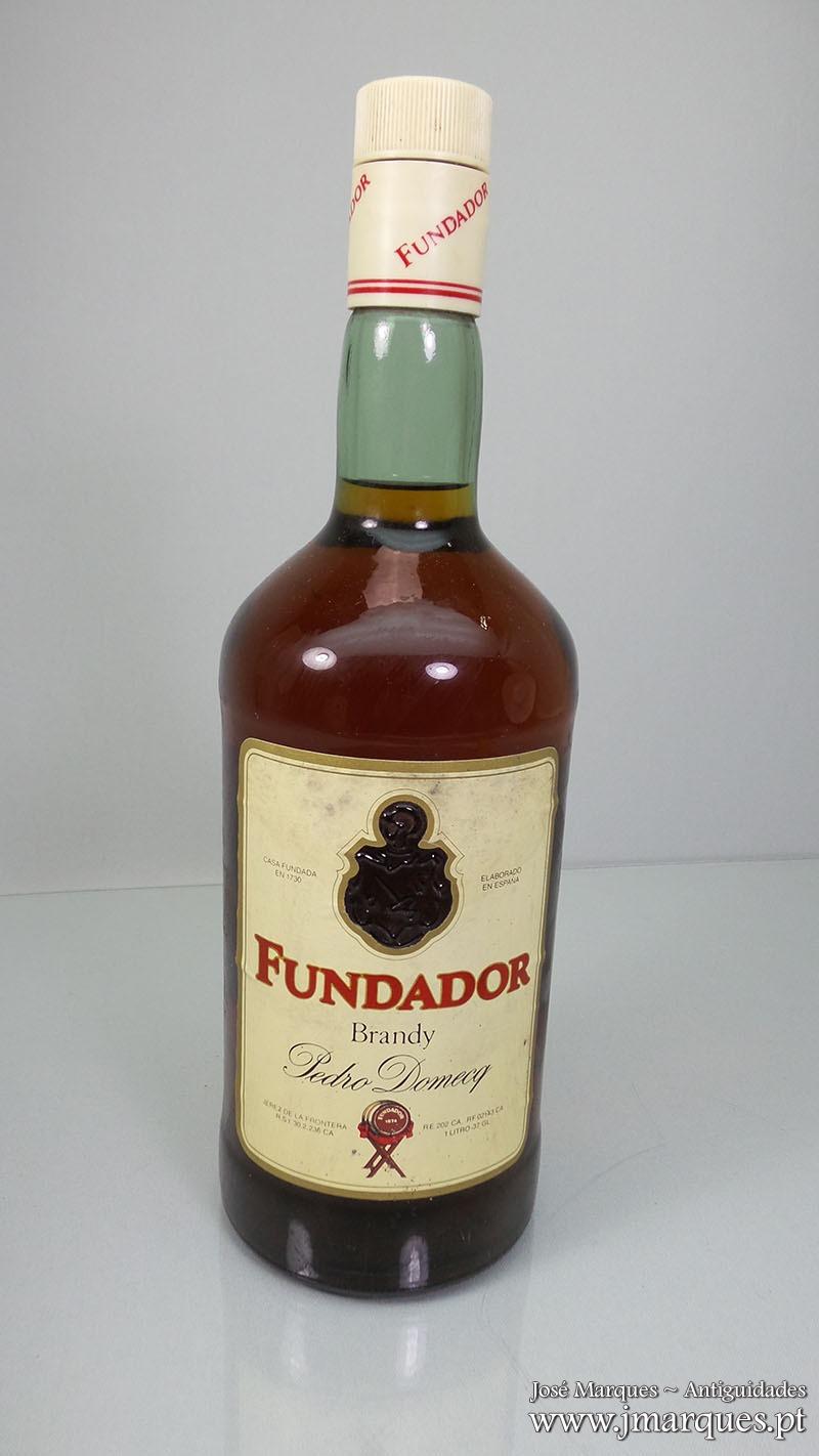 Brandy Fundador 1L