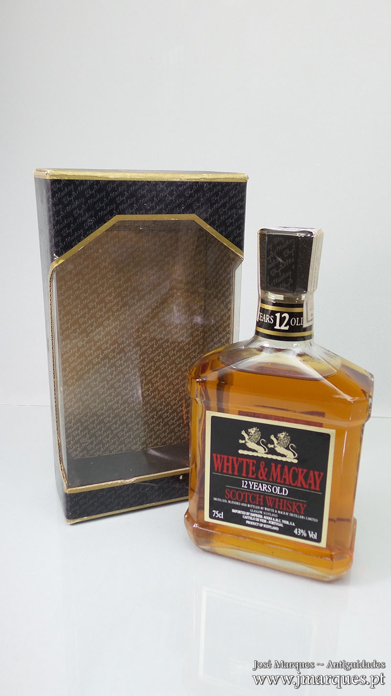 Whyte and Mackay 12 Anos