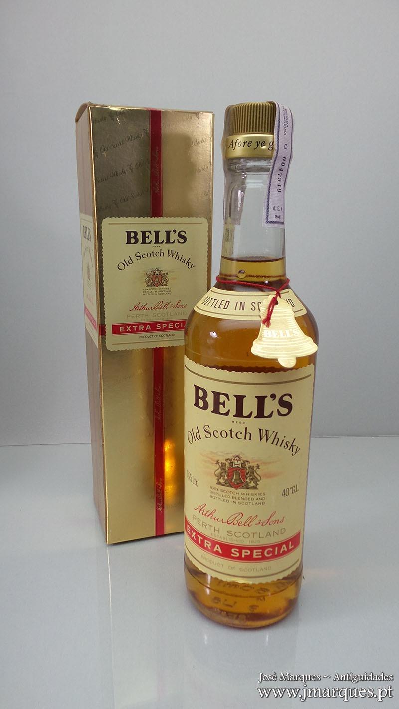 Whisky Bells Old
