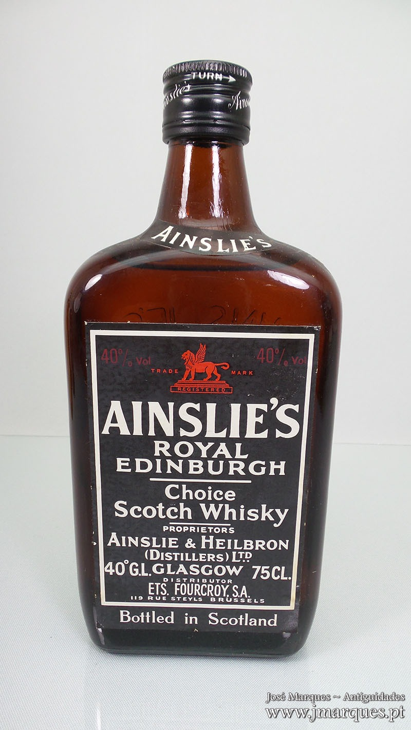 Whisky Ainslies Royal