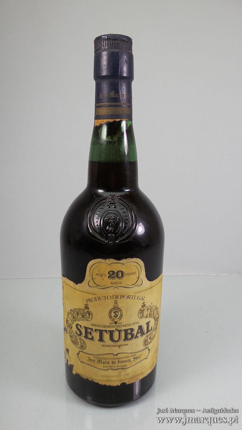 Moscatel de Setúbal 1987