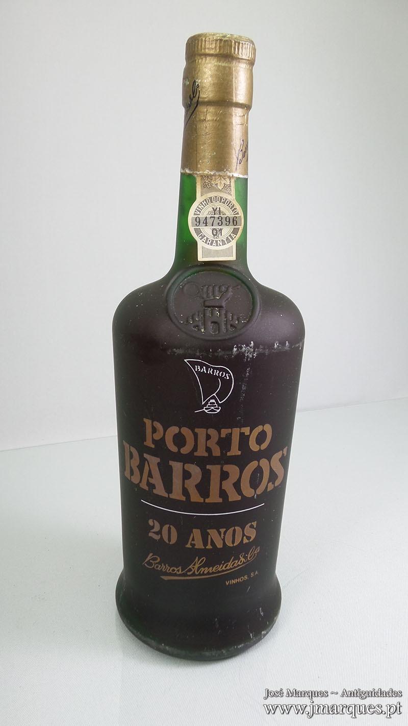 Porto Barros 20 Anos