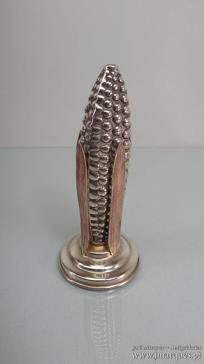 Paliteiro em prata