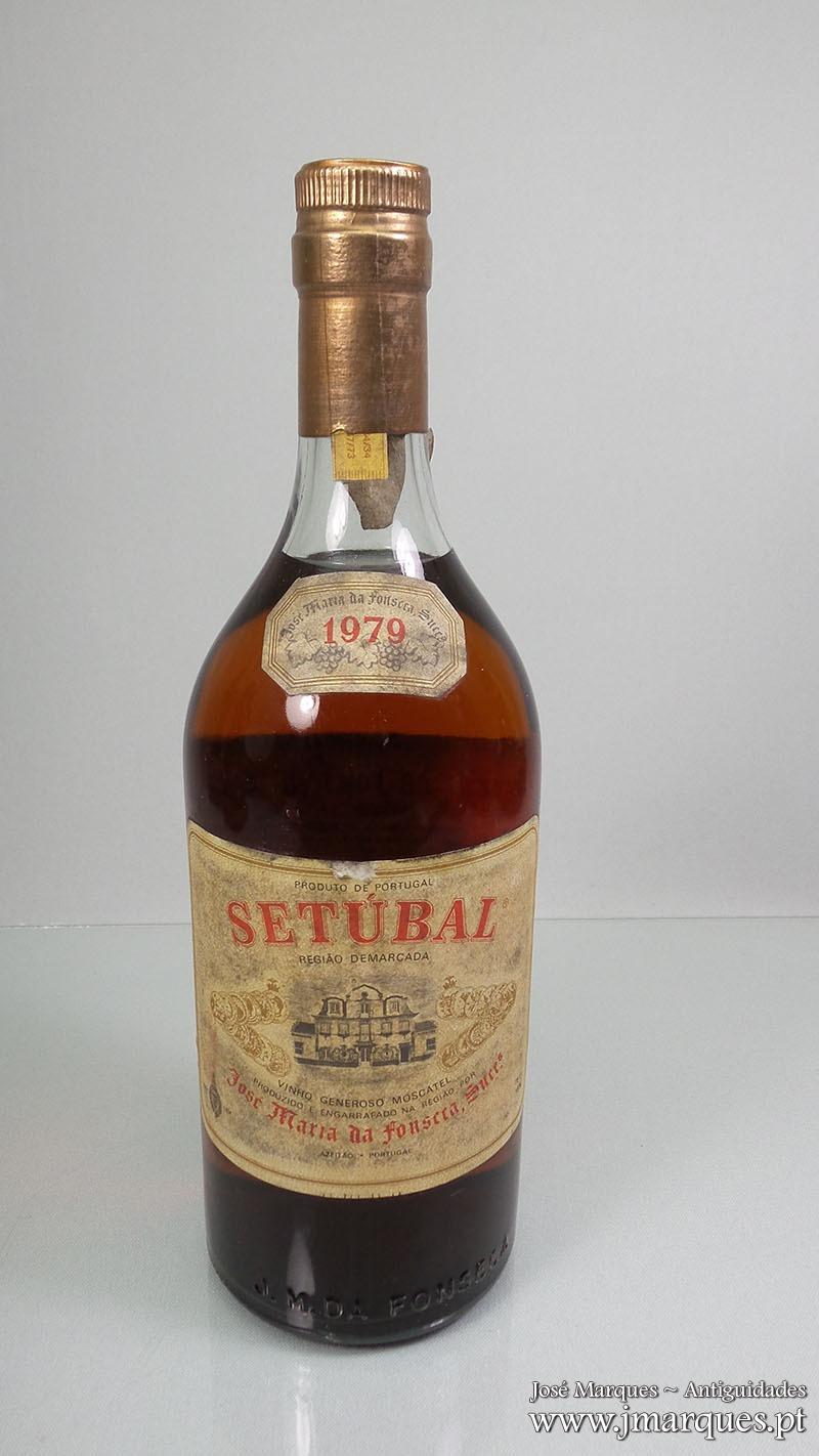 Moscatel de Setúbal 1979