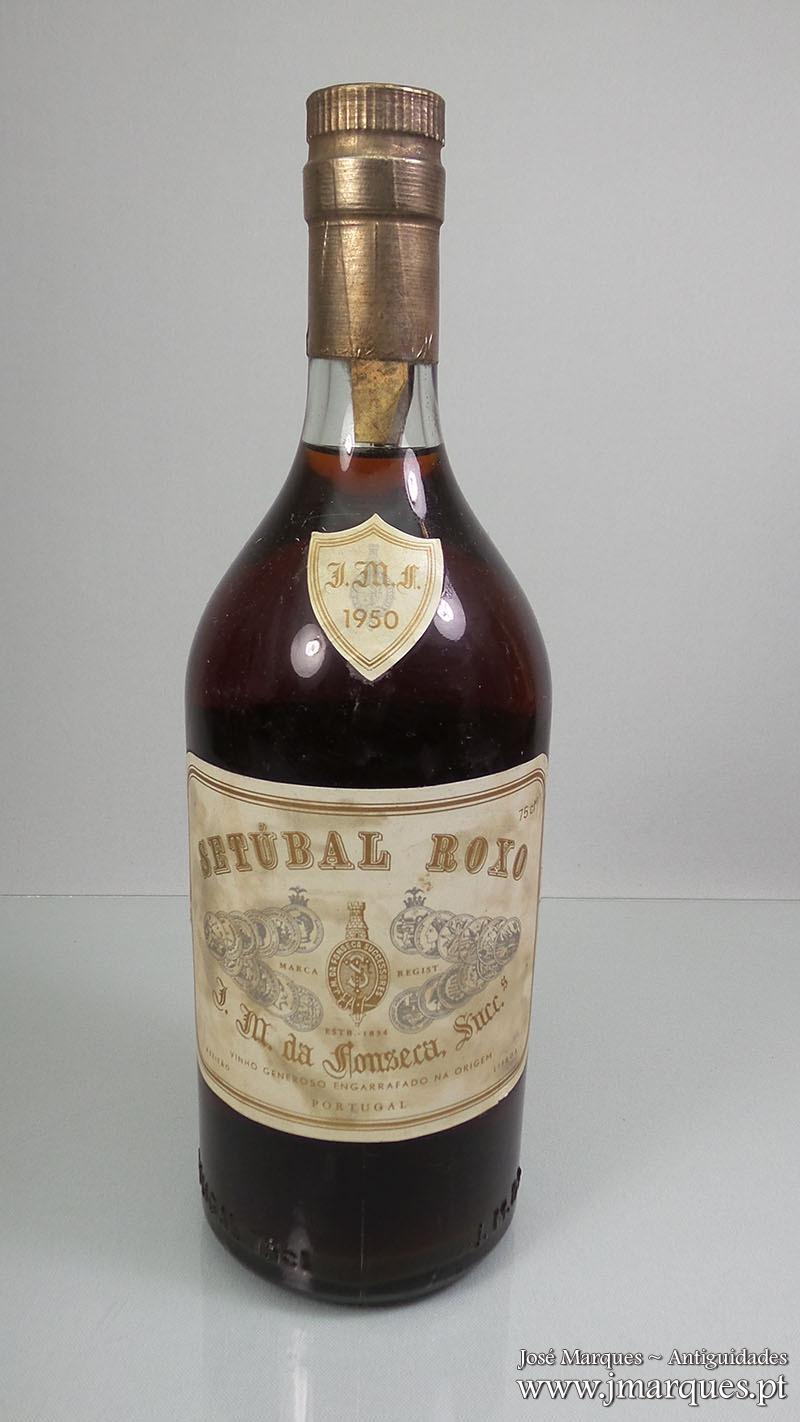 Moscatel de Setúbal 1950