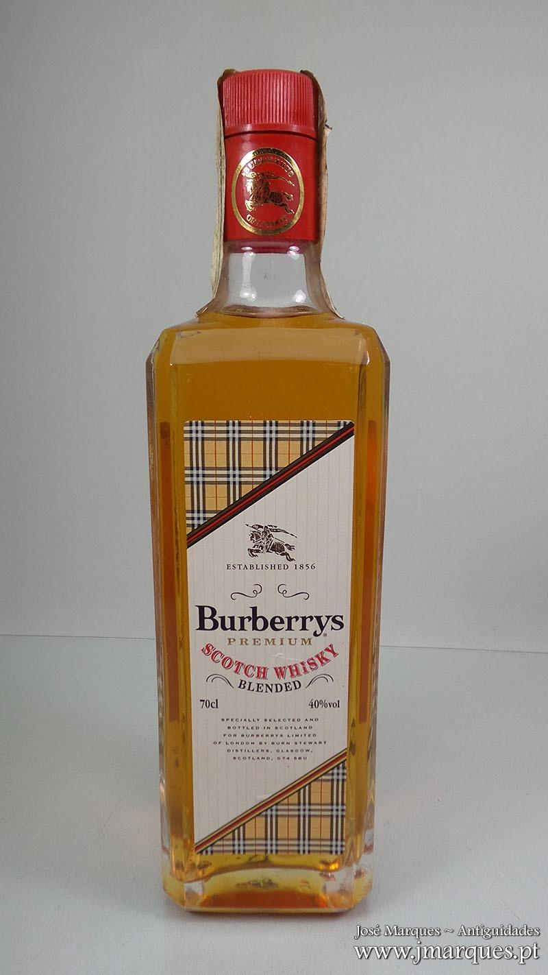 Whisky Burberrys Premium