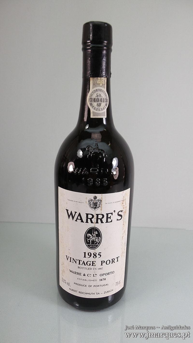 Porto Warres Vintage 1985