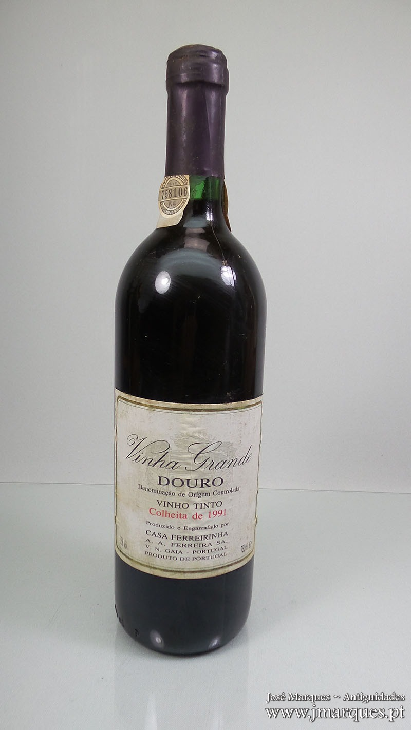 Tinto Vinha Grande 1991