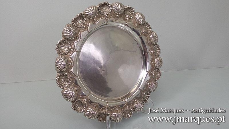 Salva prata portuguesa