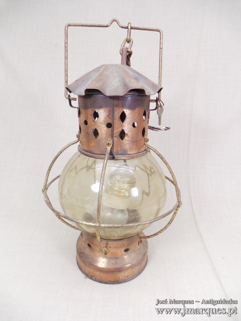 Lanterna de bordo