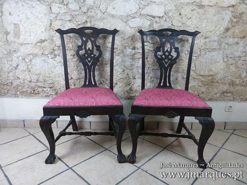 Par de cadeiras D. José