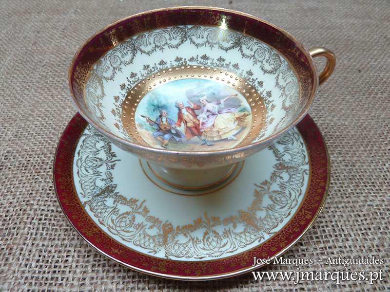 Chávena Austríaca