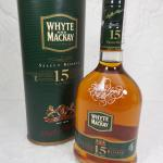 Whyte and Mackay 15 Anos